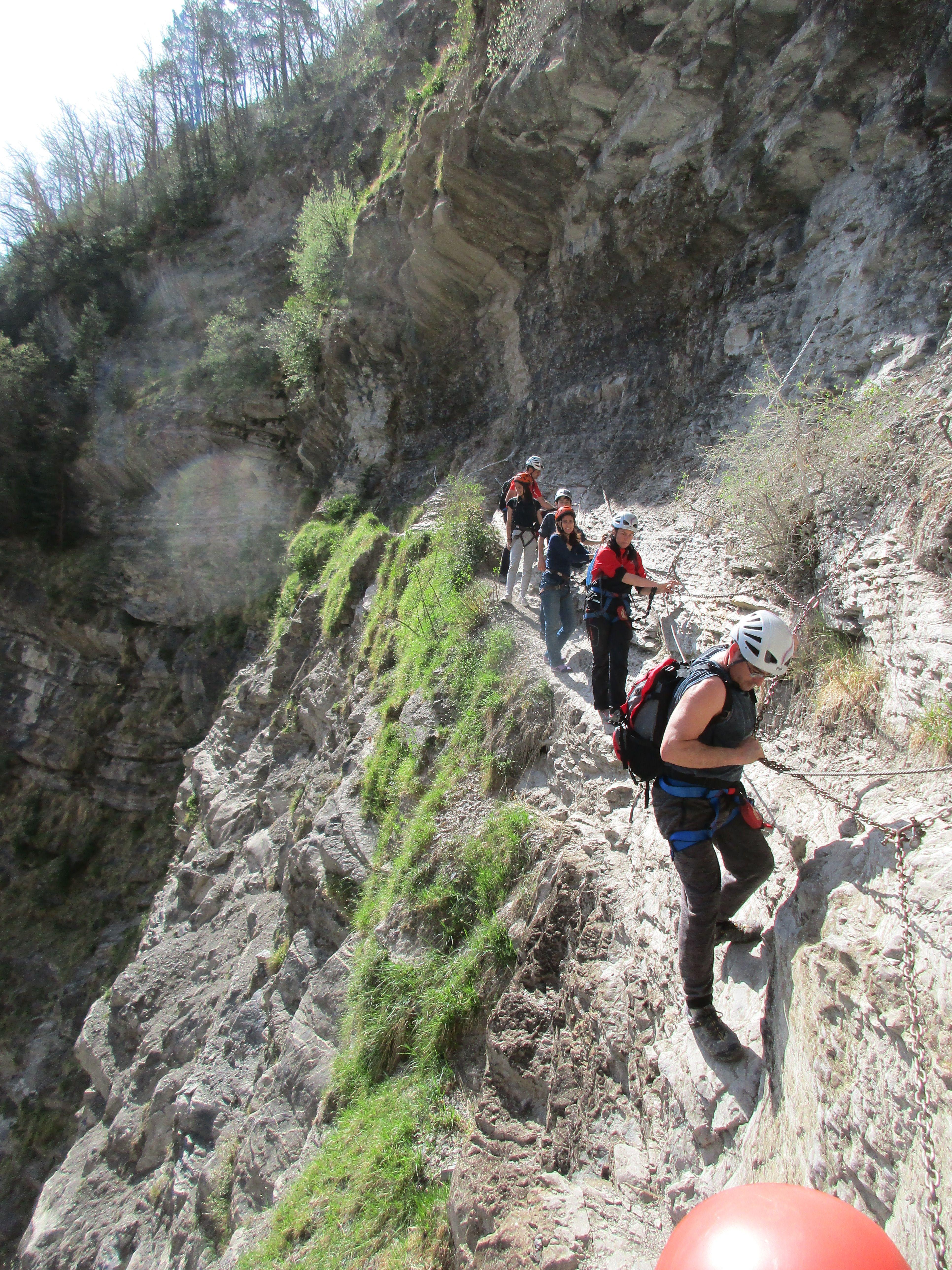 Hacer excursiones Huesca