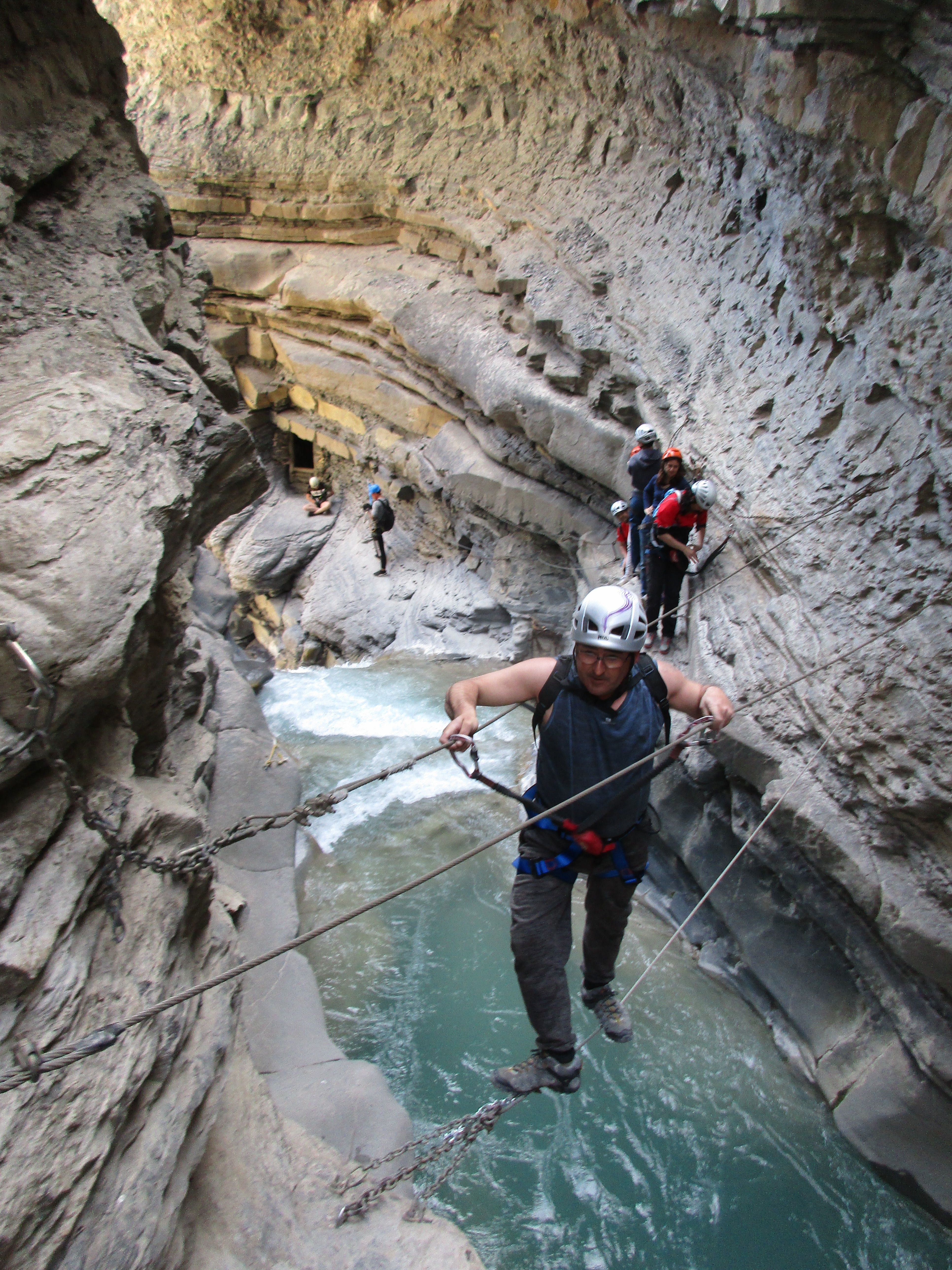 Senderos, barrancos y aventura Huesca