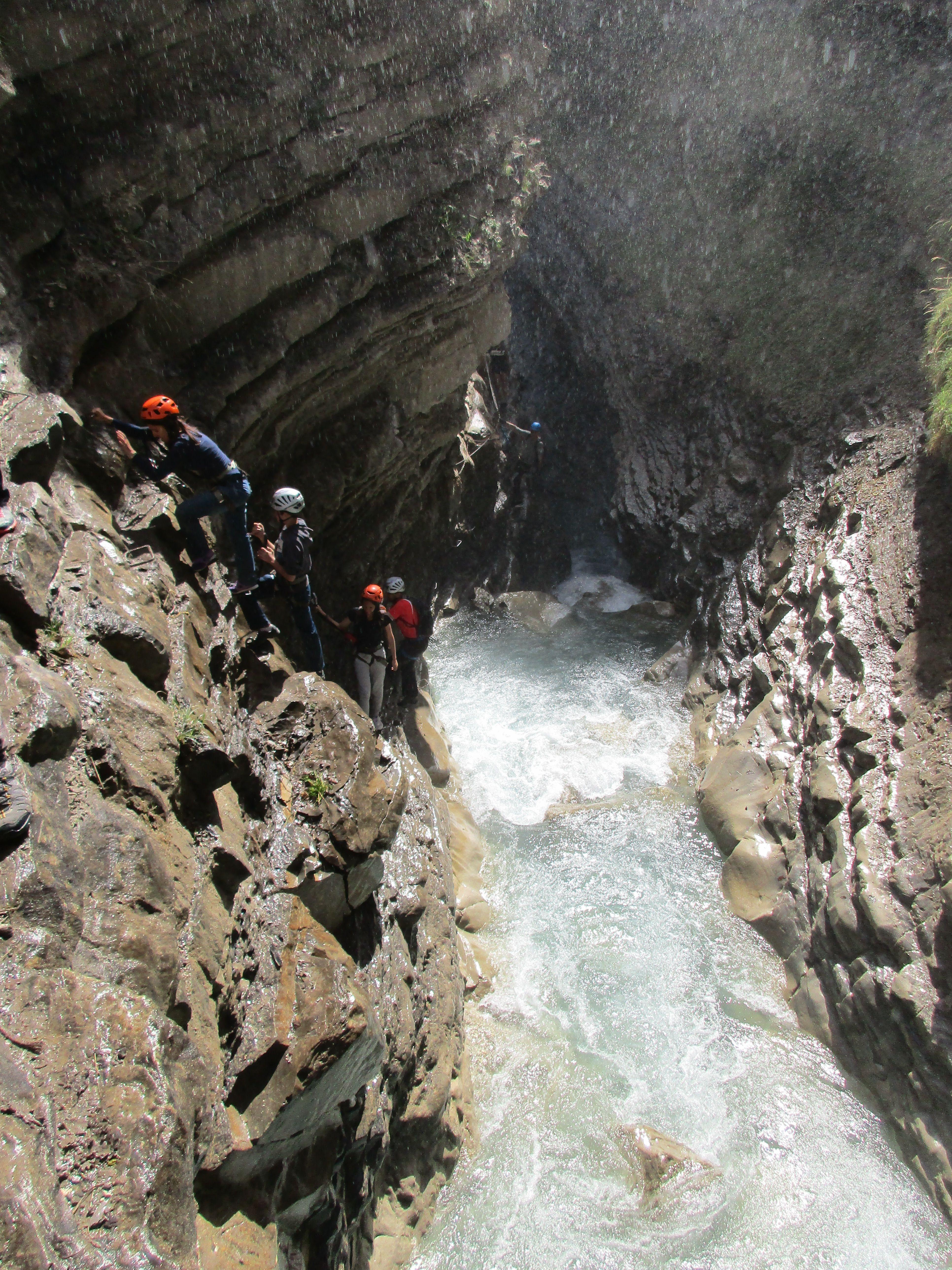 Deportes de aventura y senderismo Huesca