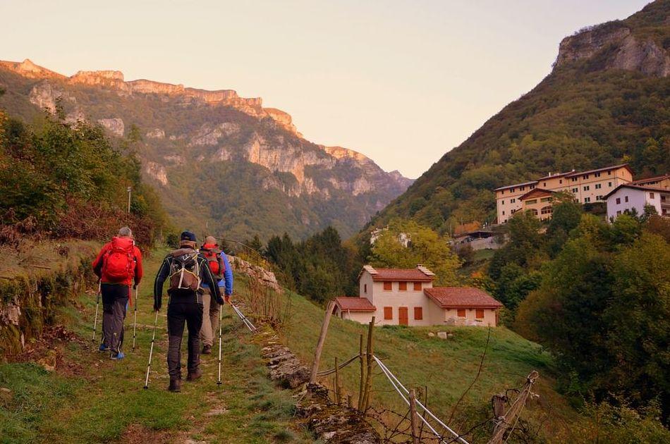 Excursiones Nordic Walking sistema alfa 247