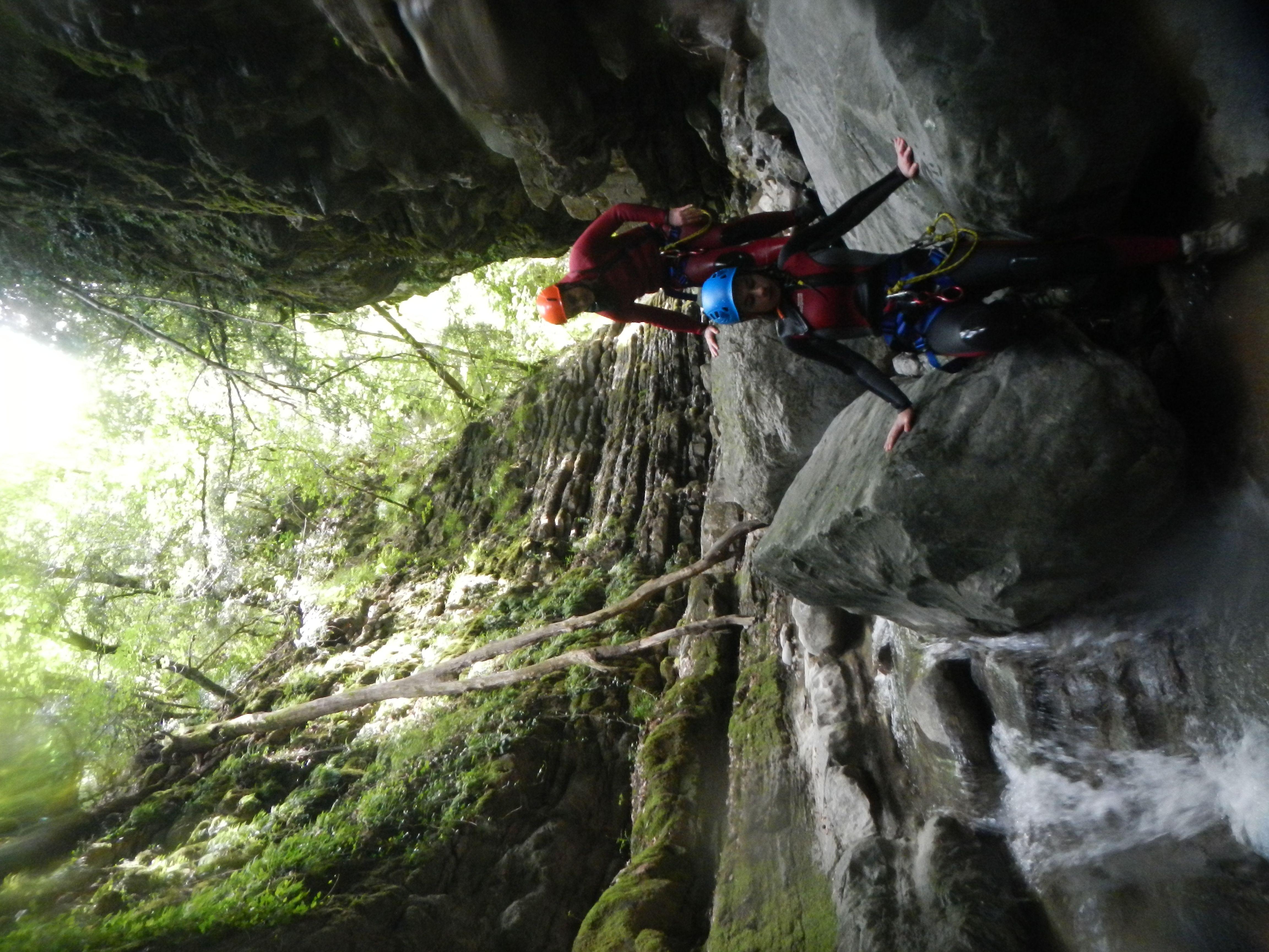Deporte de aventura Huesca