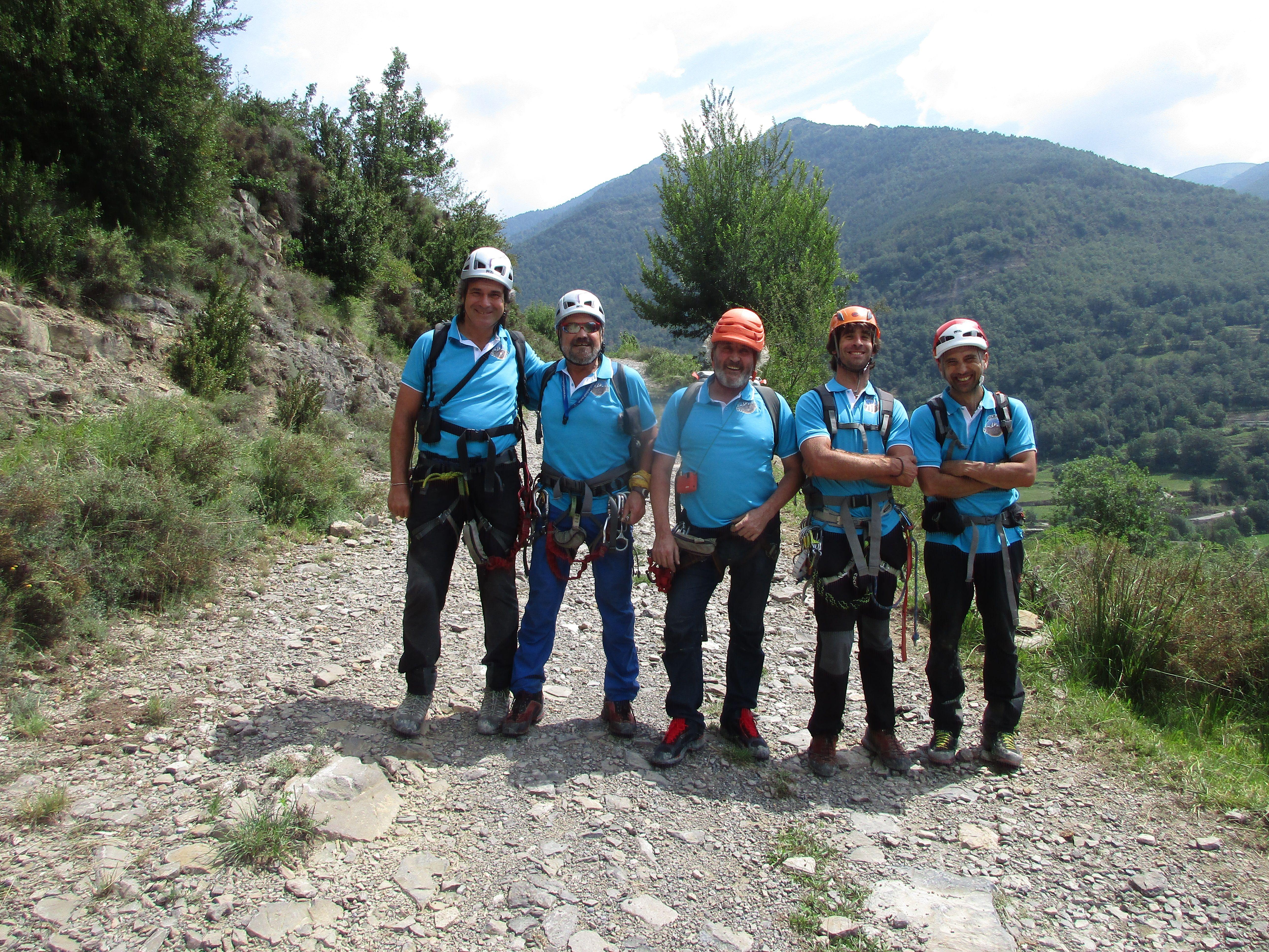 Via Ferrata Huesca