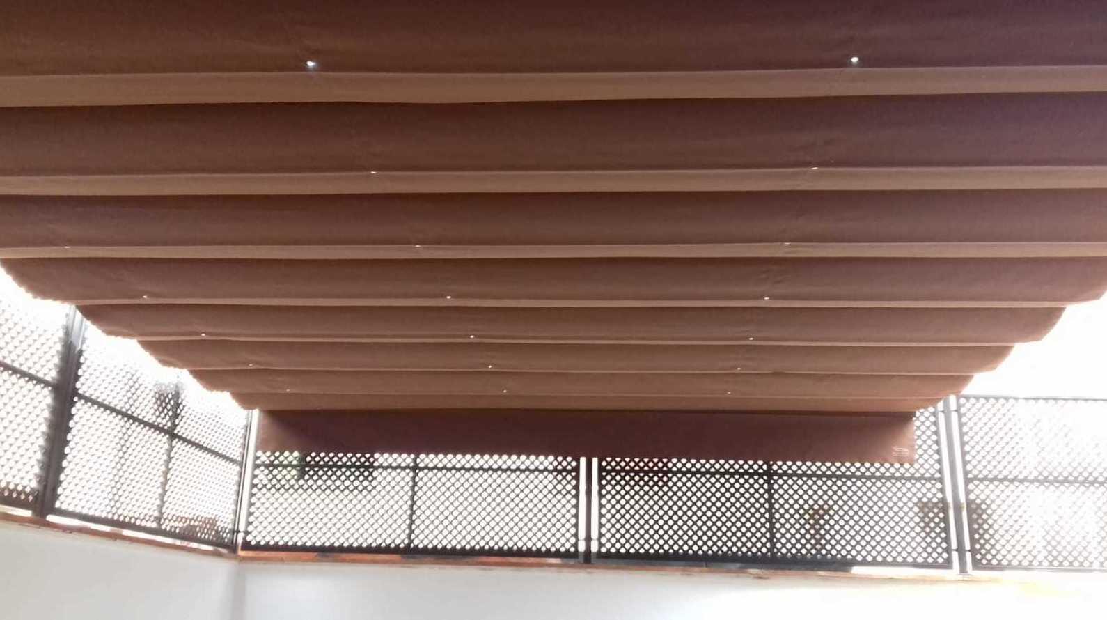 Foto 2 de Toldos y pérgolas en Palma del Río | Toldos Guadalgenil