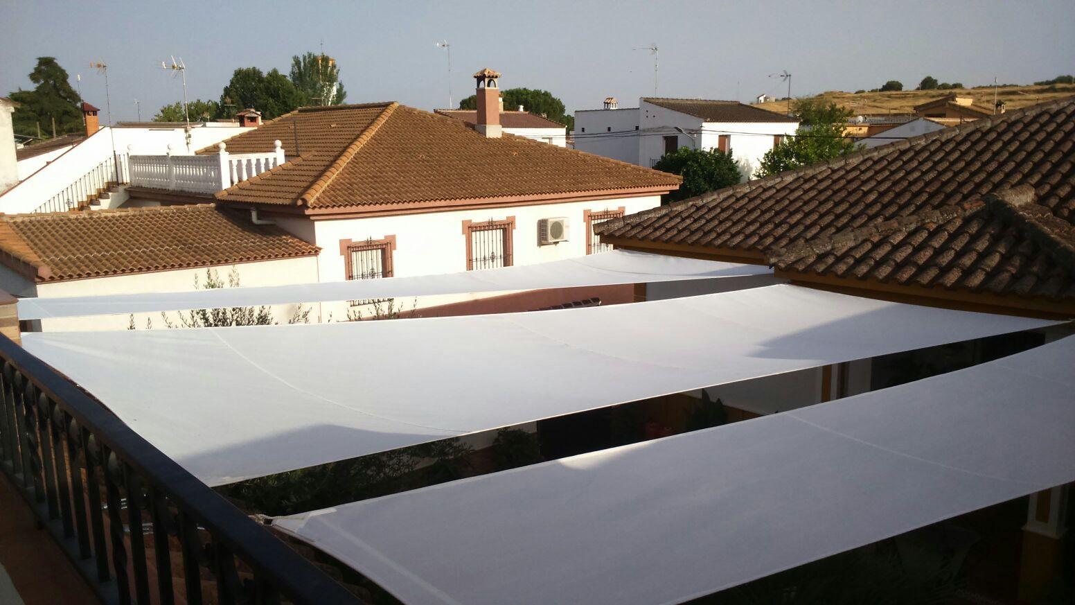Toldos y pérgolas en Córdoba