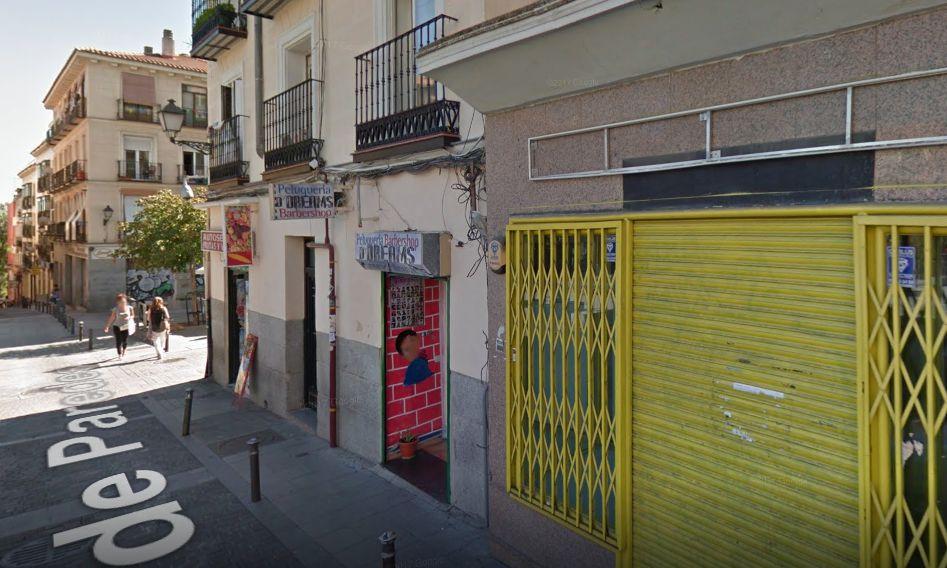 En Lavapiés, Madrid