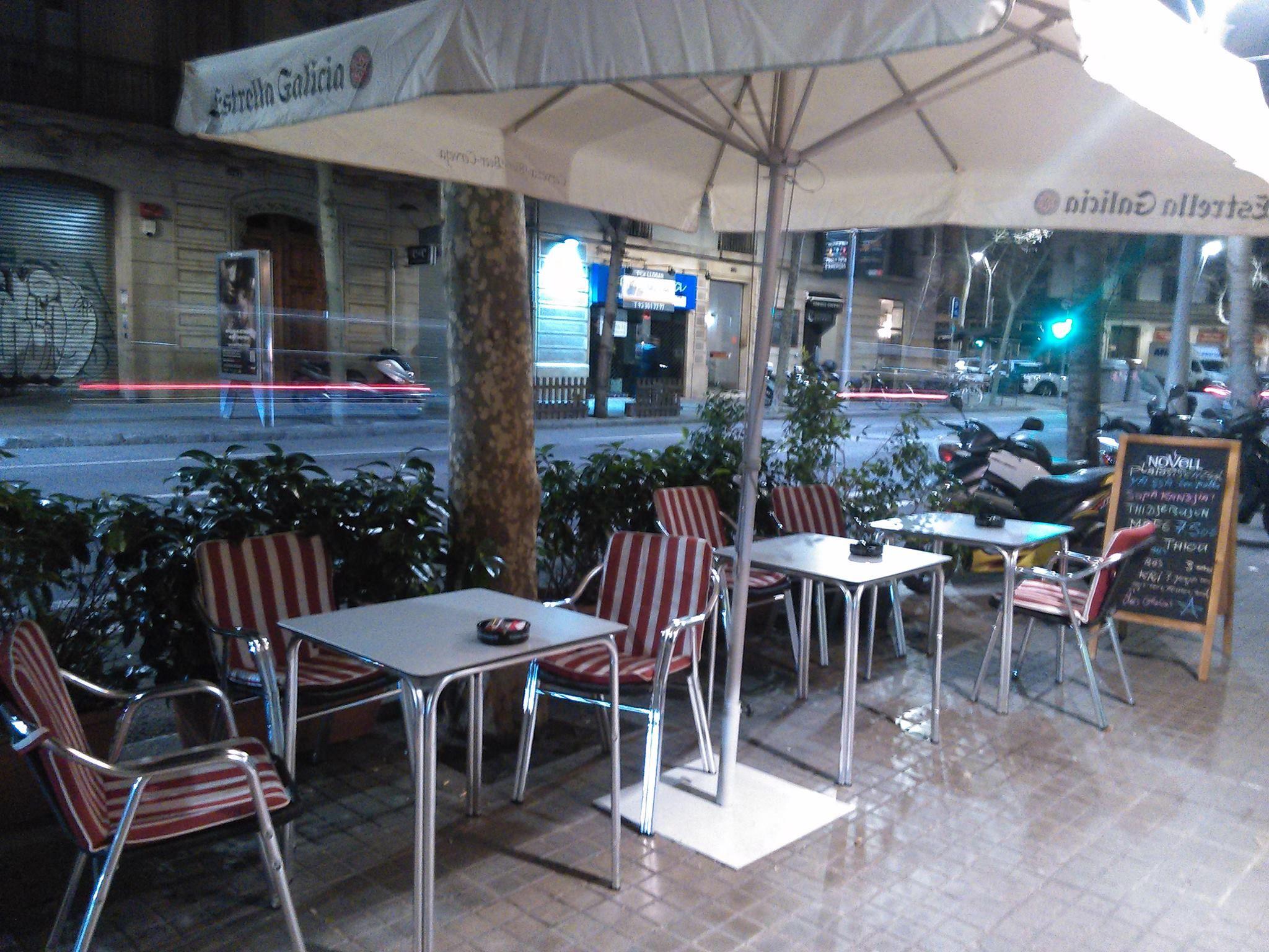 Restaurante senegalés en Barcelona
