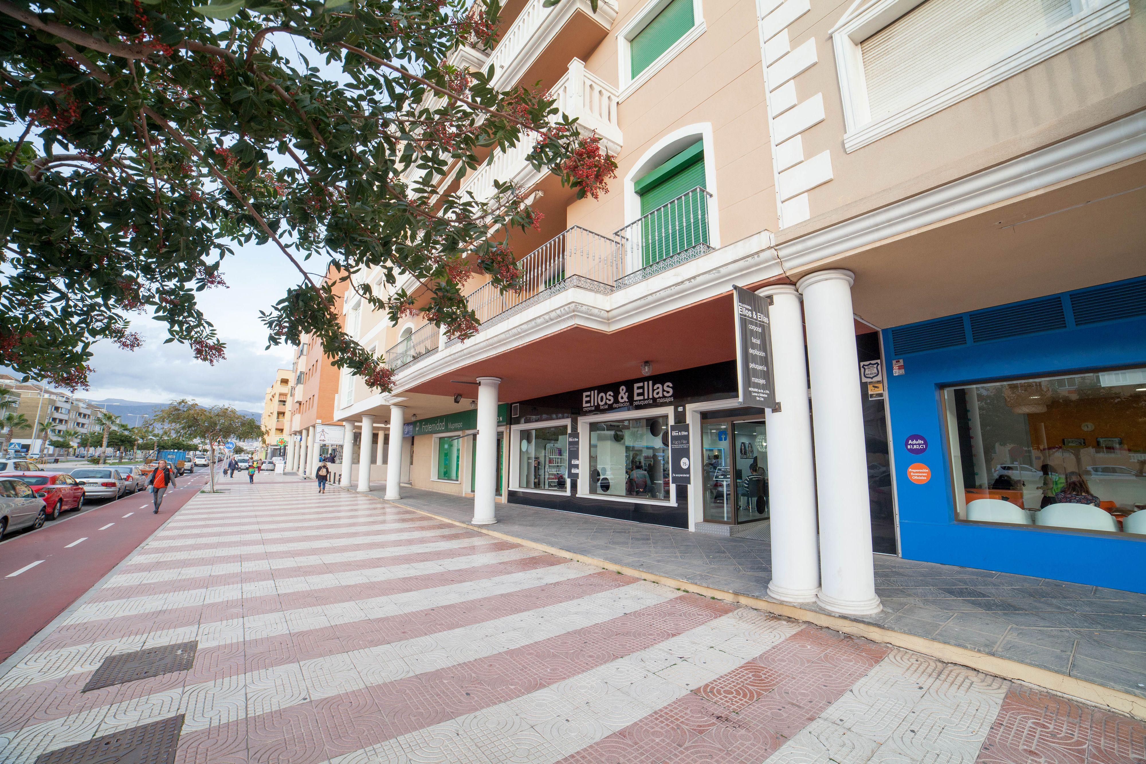 Centro de estética unisex en Almería