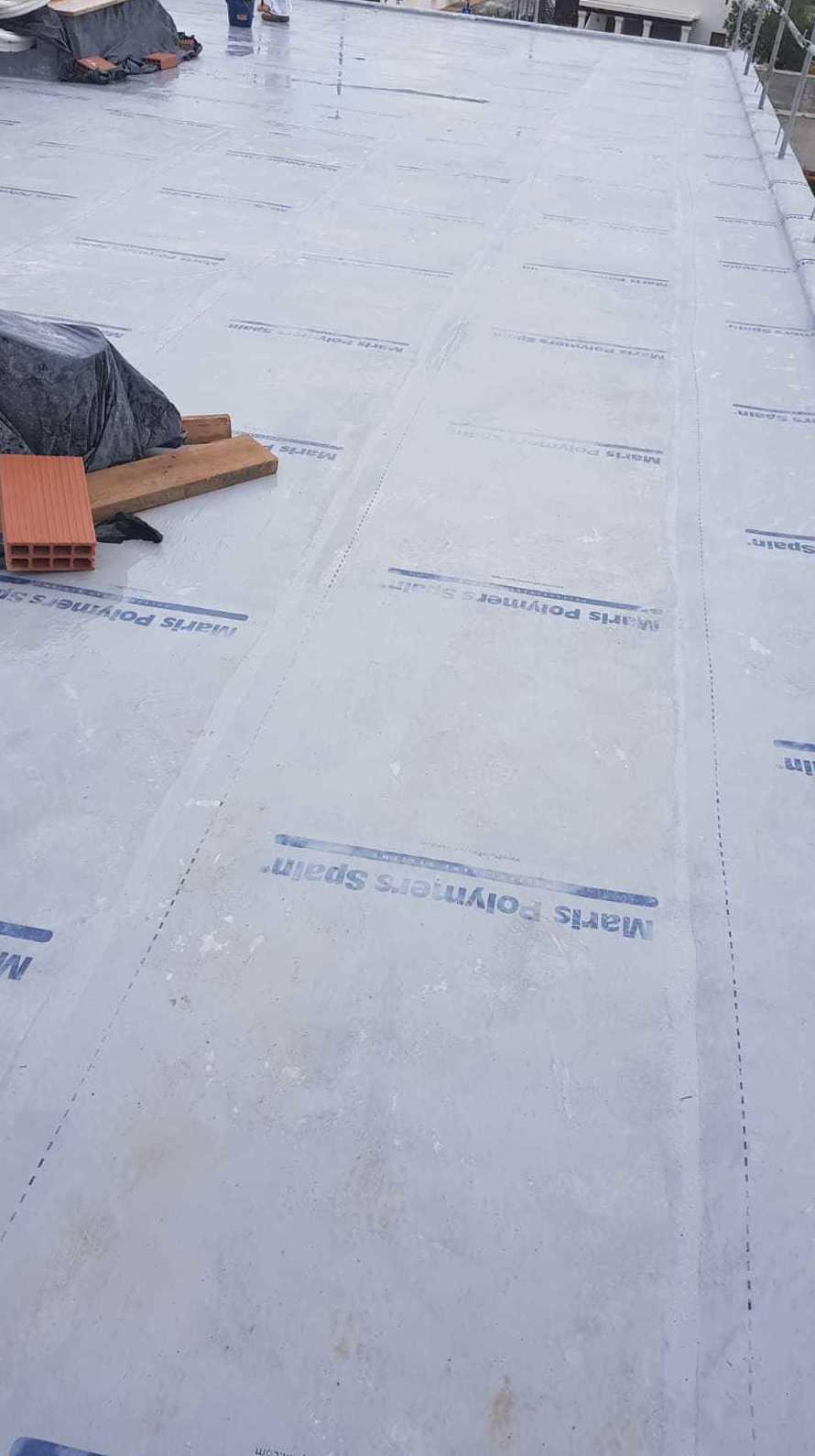 Impermeabilización: Servicios de Ibossim Waterproofing