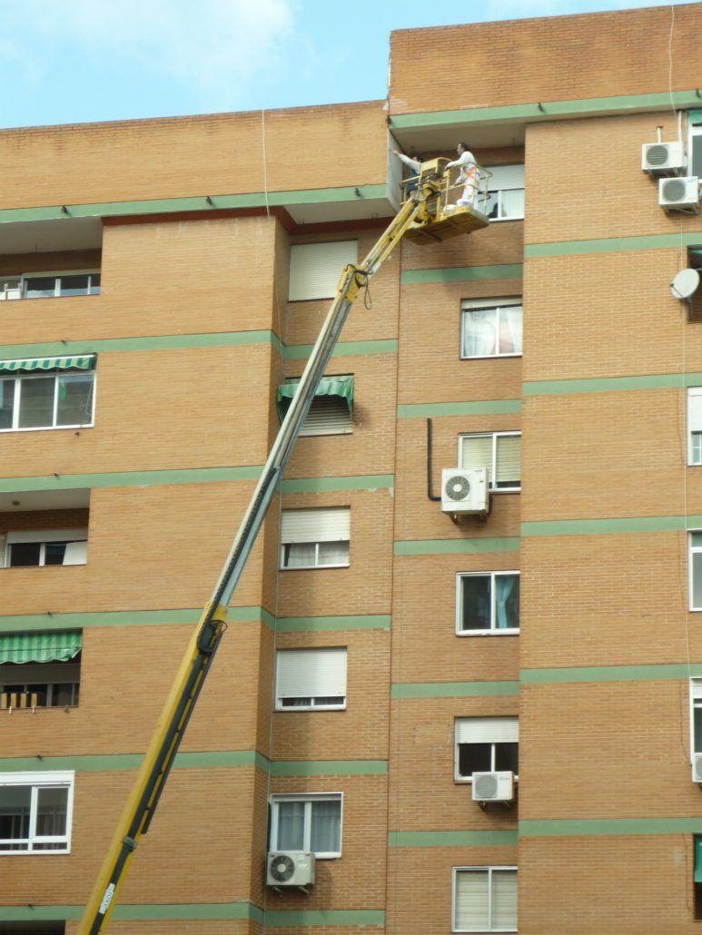 Reformas integrales y rehabilitación de fachadas en Santander