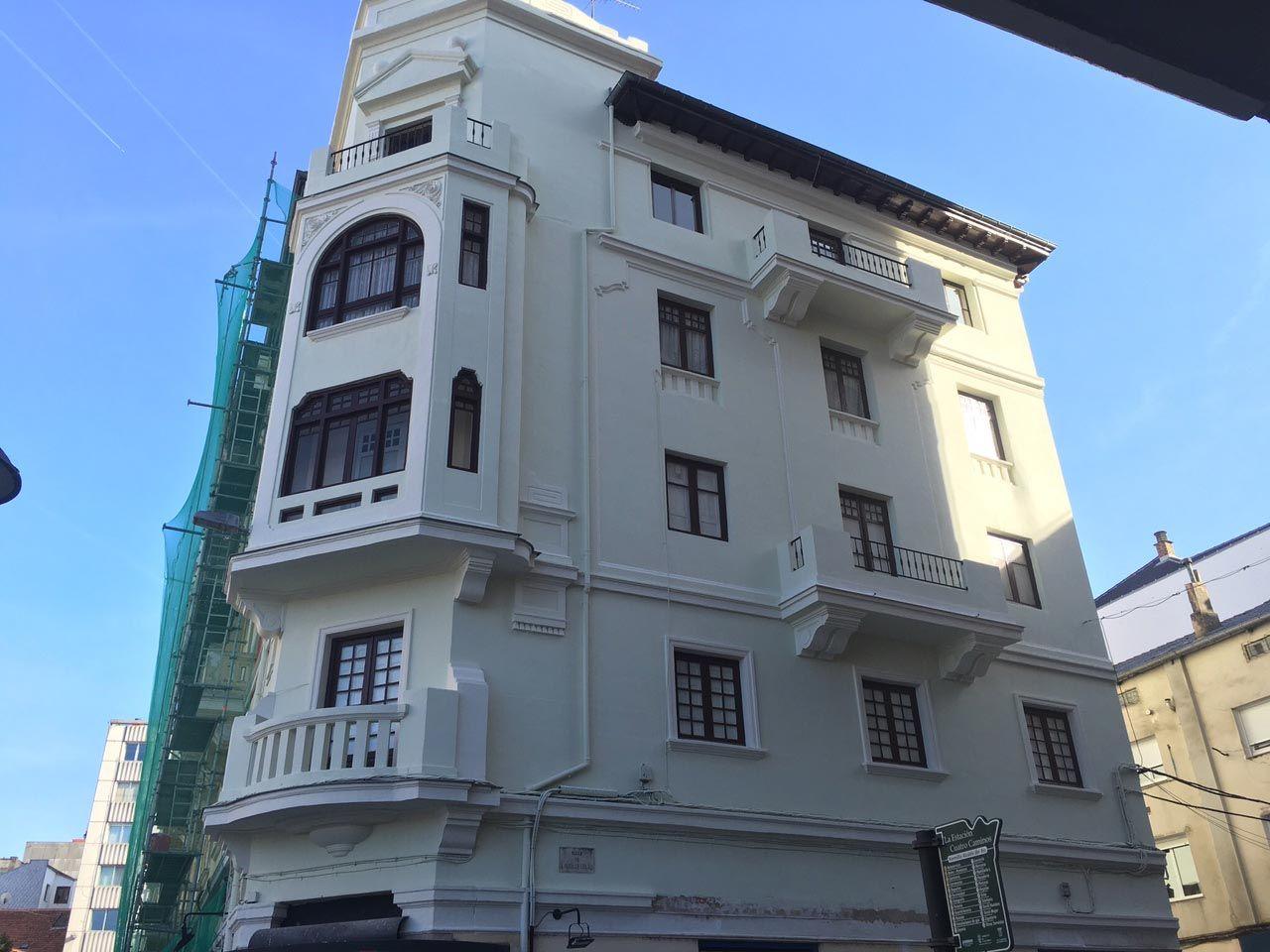 Especialistas en fachadas térmicas en Santander