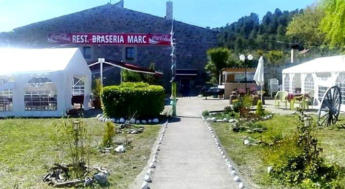 Restaurante brasería con terraza en Manresa
