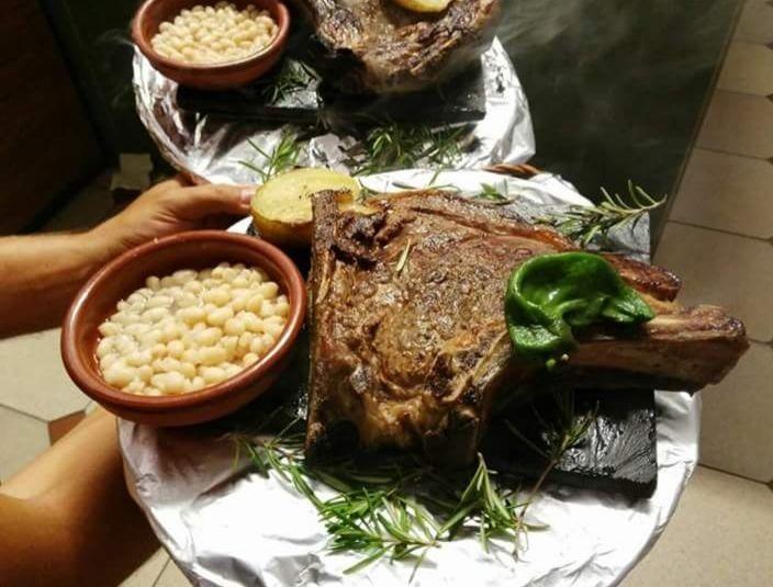 Carnes a la brasa en Sant Fruitòs de Bages