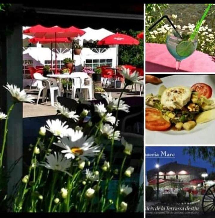 Restaurante brasería con terraza de verano en Manresa
