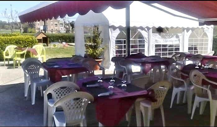 Brasería con terraza en Manresa