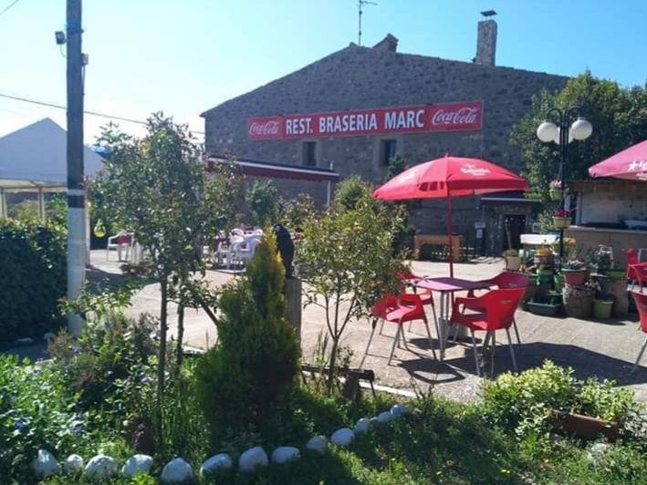 Restaurante con terraza en Manresa