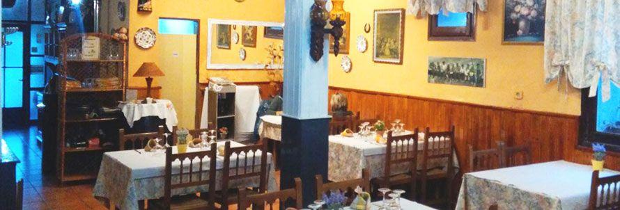 Restaurante cocina catalana Manresa