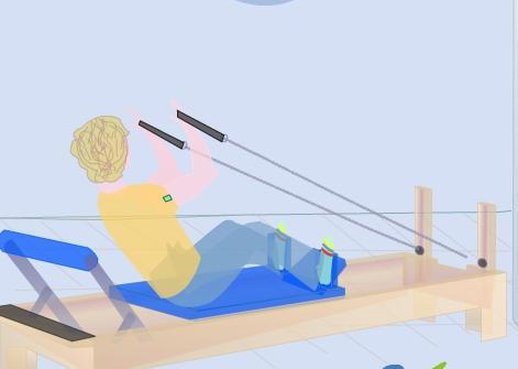 Precisión: Pilates de Pilates Powerhouse