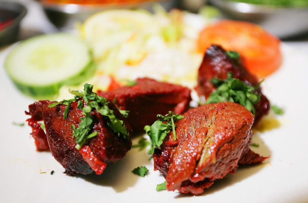 Comida casera india