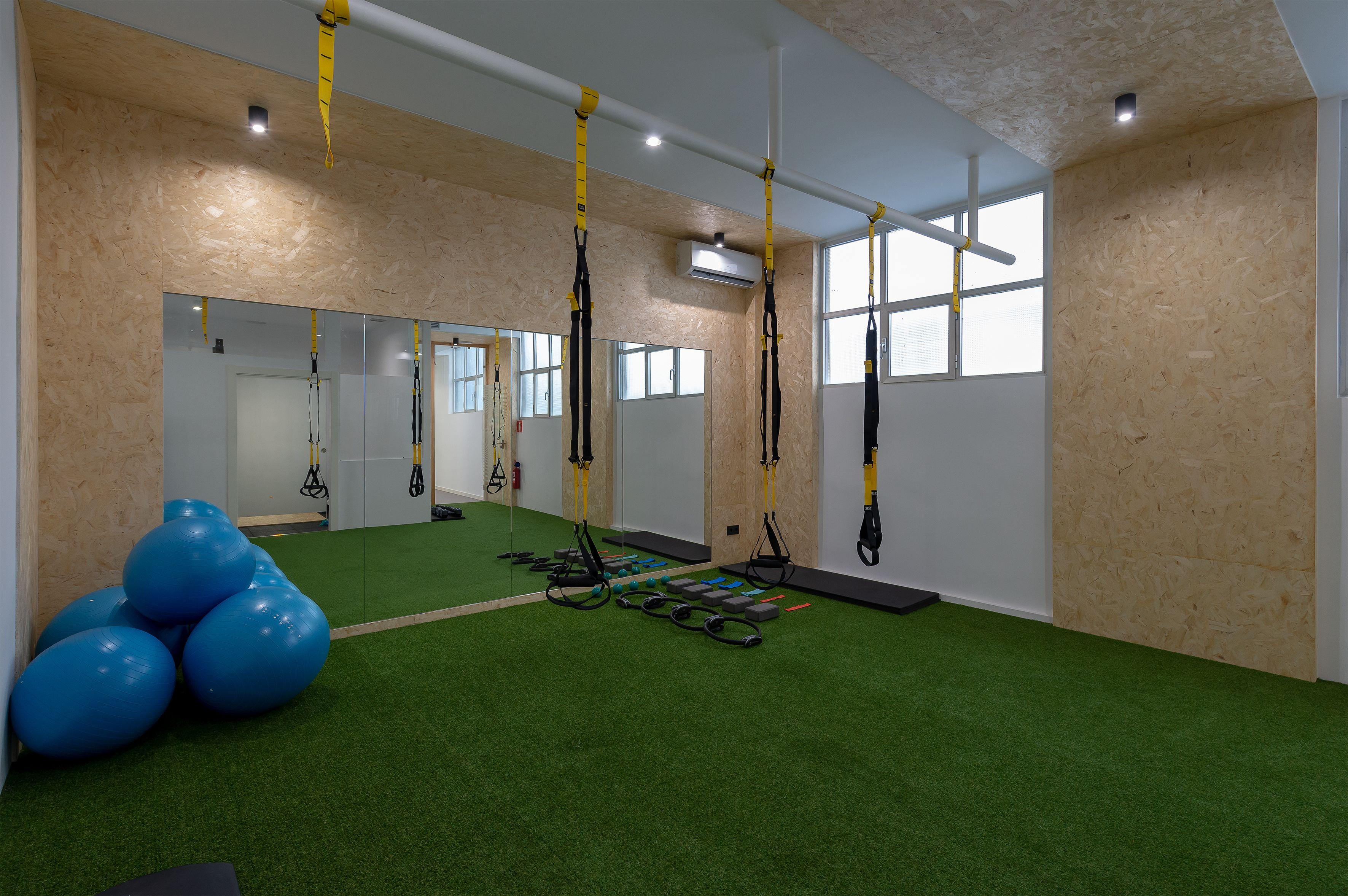 Zona entrenamiento