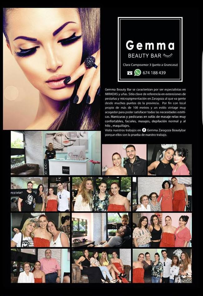 Foto 38 de Centros de estética en Zaragoza | Gemma Beauty Bar