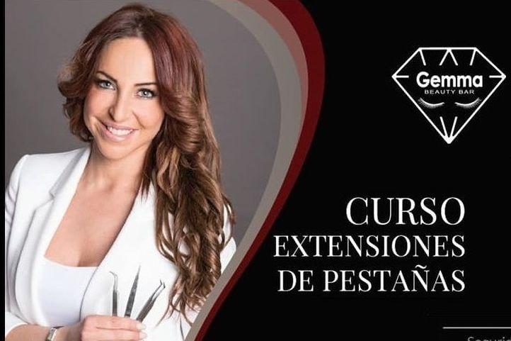 Curso Extensiones de Pestañas: Nuestros servicios y fotos de Gemma Beauty Bar