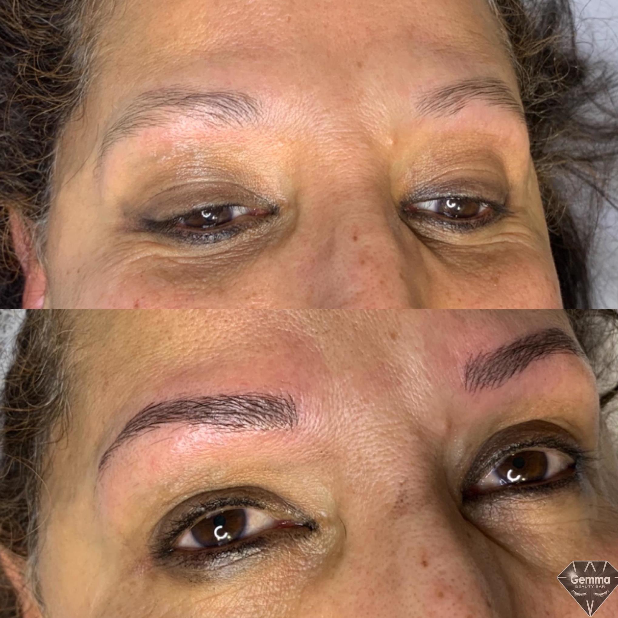 Sin micropigmentacion : Nuestros servicios y fotos de Gemma Beauty Bar