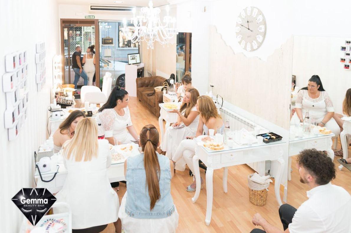 Gemma Beauty Bar calle Zurita
