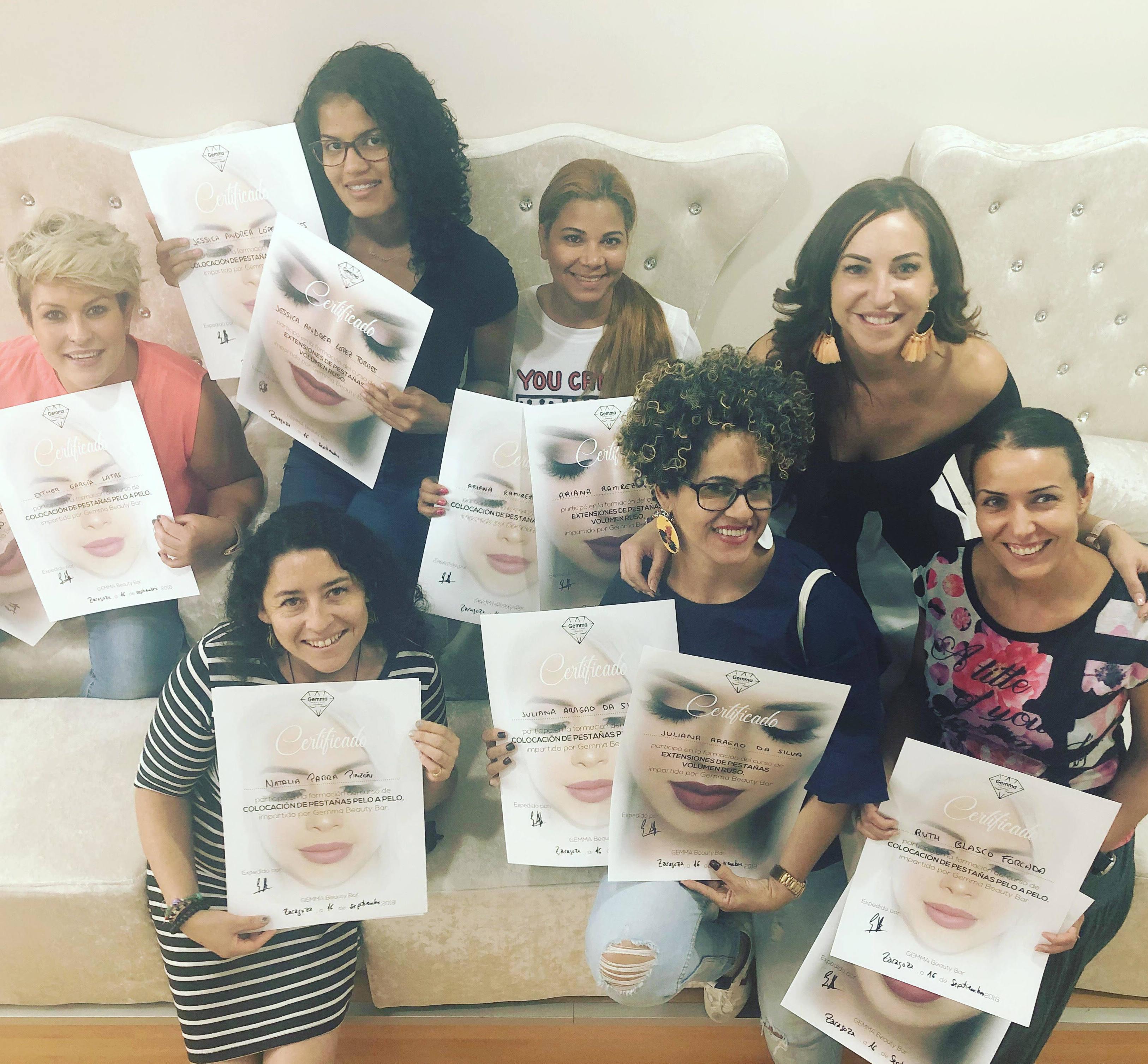 Foto 7 de Centros de estética en Zaragoza | Gemma Beauty Bar