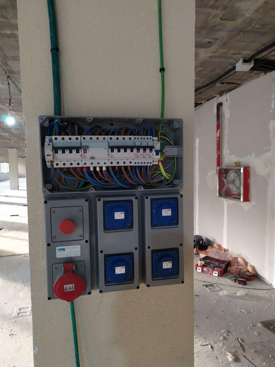 Cuadros eléctricos en Majadahonda