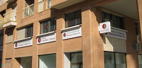 Agencia Tributaria: Servicios de Domingo Orduna