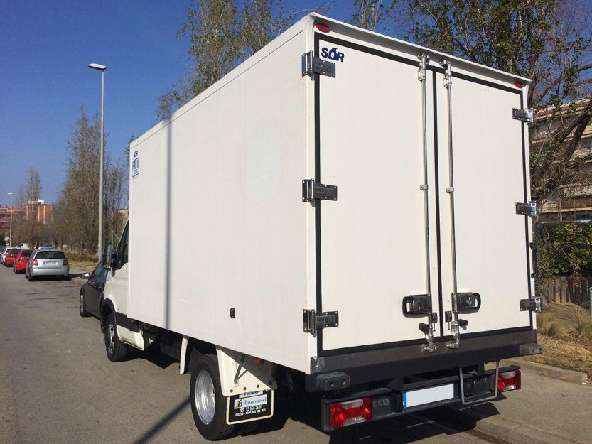 Alquiler de camiones frigoríficos en Cantabria