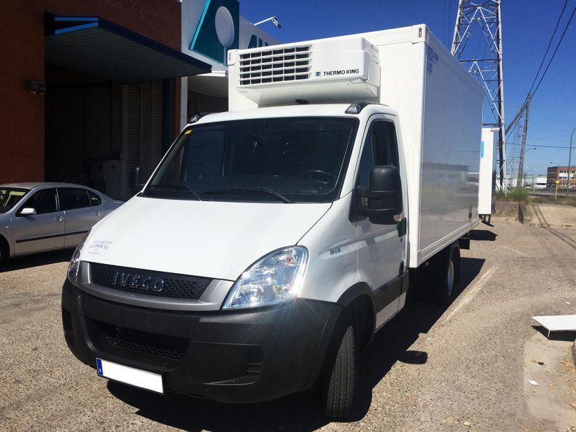 Alquiler de vehículos frigoríficos en Cantabria