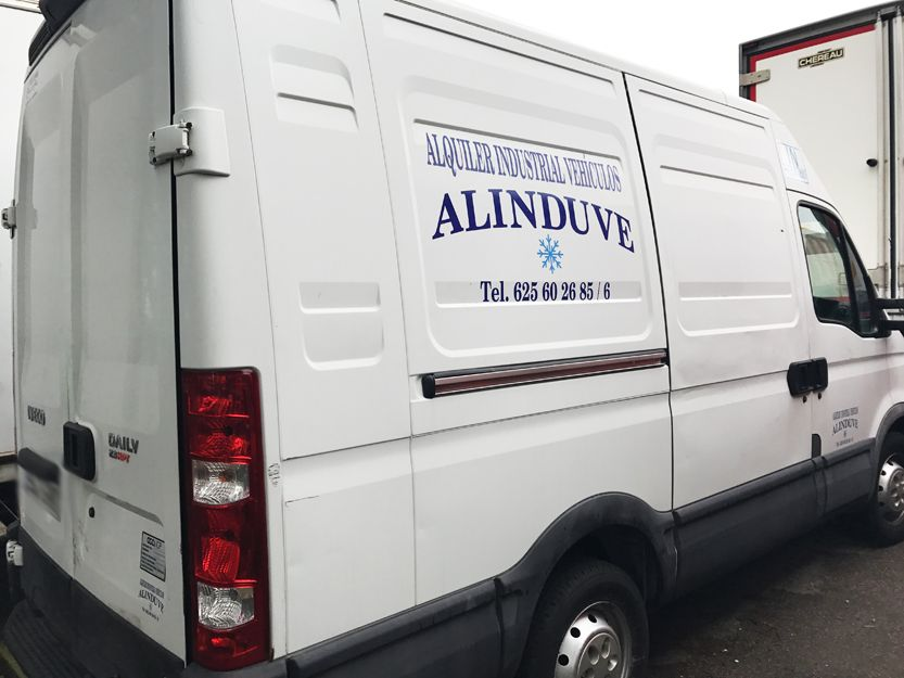 Alquiler de vehículos frigoríficos en Santander