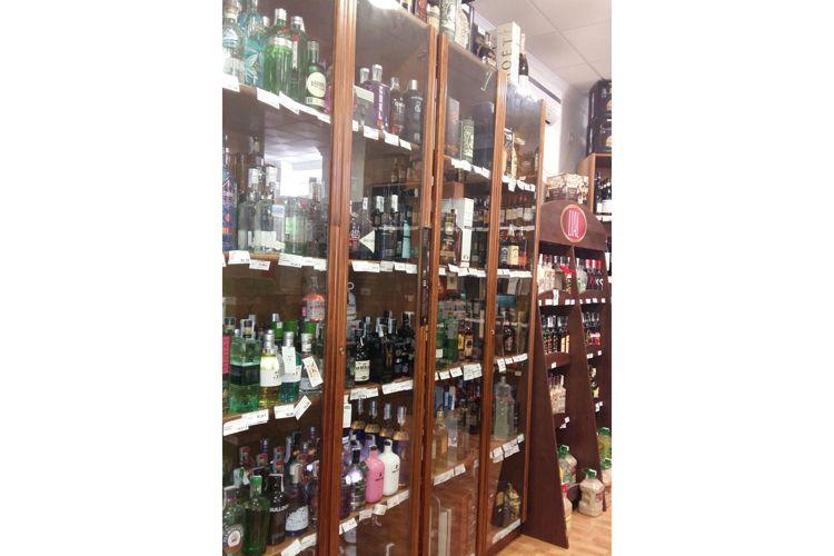 Supermercado en Manzanares - Venta de bebidas alcohólicas