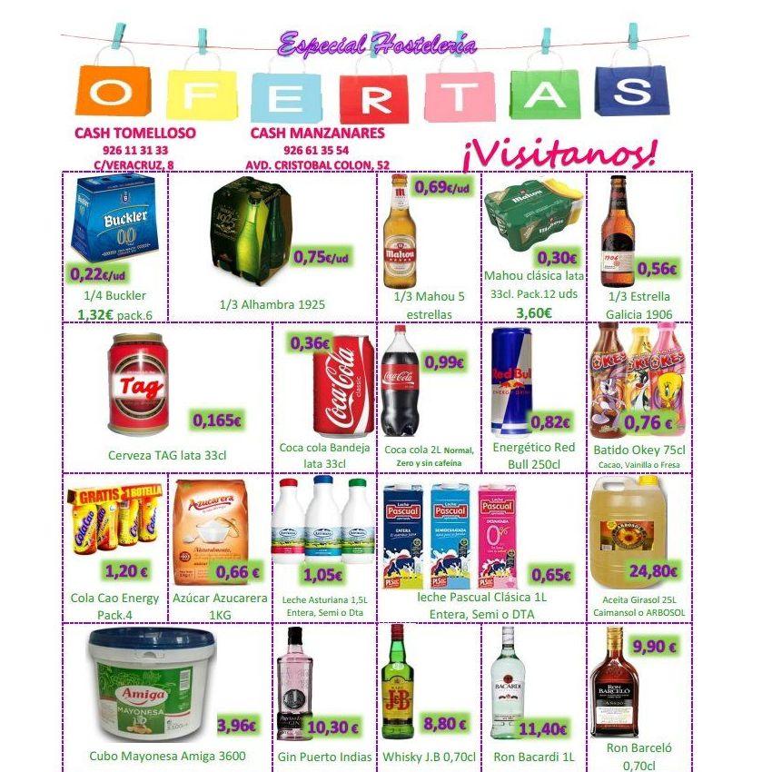 Ofertas para hostelería: Productos de Cash Tomelloso
