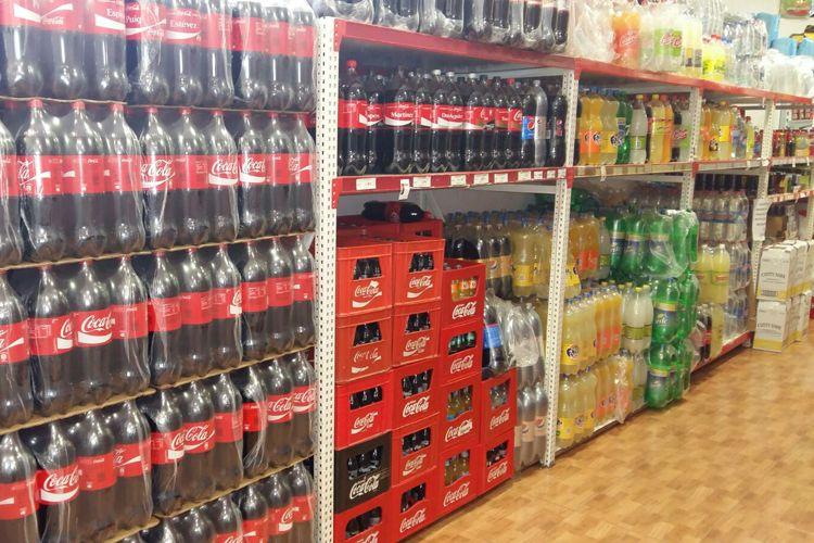 Supermercado en Manzanares - Venta de refrescos