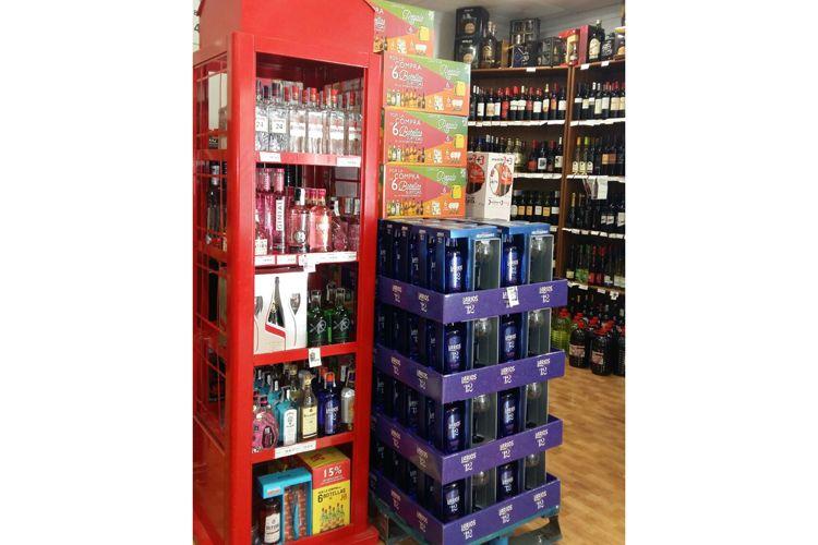 Supermercado en Manzanares