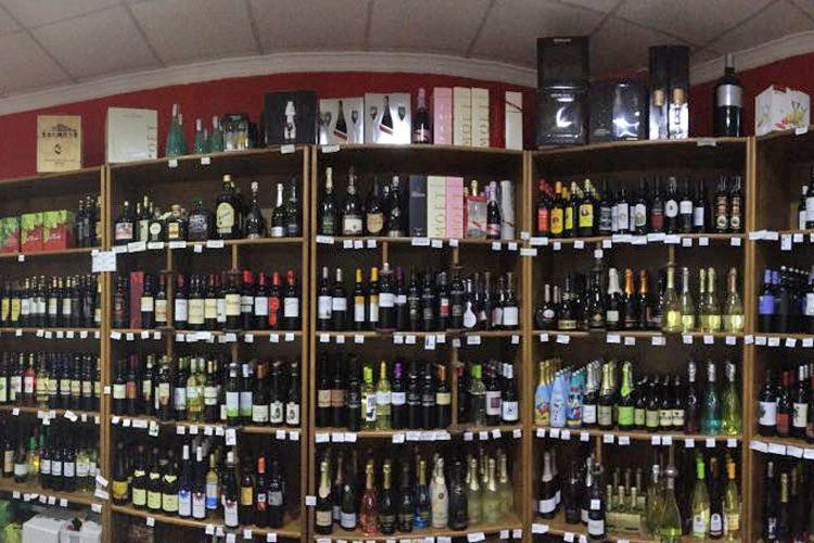 Venta de botellas de vino en Tomelloso