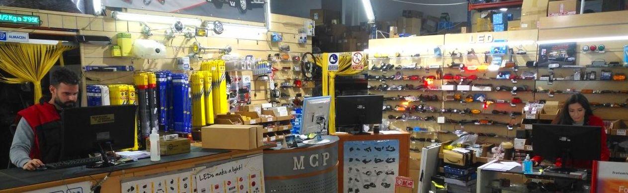 Foto 4 de Recambios y accesorios de todas las marcas para camiones y remolques en Cuart de Poblet   MCP