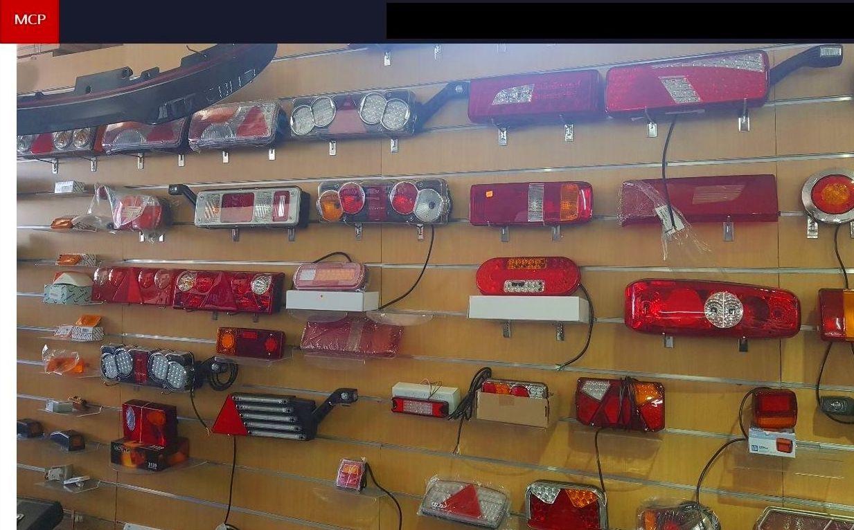 Foto 5 de Recambios y accesorios de todas las marcas para camiones y remolques en Cuart de Poblet | MCP