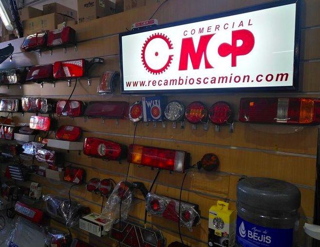Foto 3 de Recambios y accesorios de todas las marcas para camiones y remolques en Cuart de Poblet | MCP