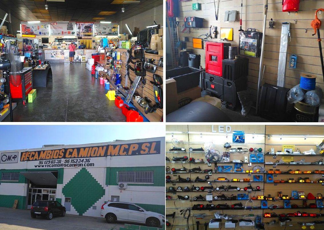 Foto 12 de Recambios y accesorios de todas las marcas para camiones y remolques en Cuart de Poblet | MCP