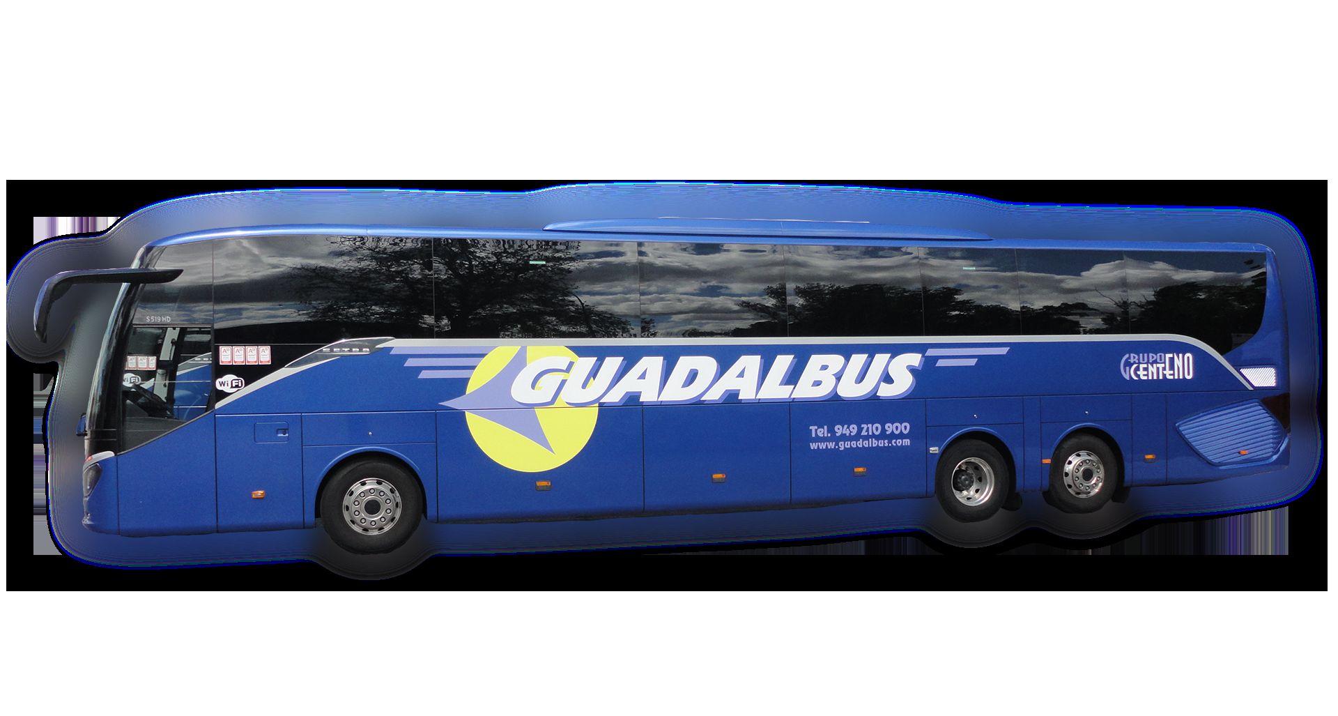 Foto 9 de Autocares en Guadalajara | Guadalbus