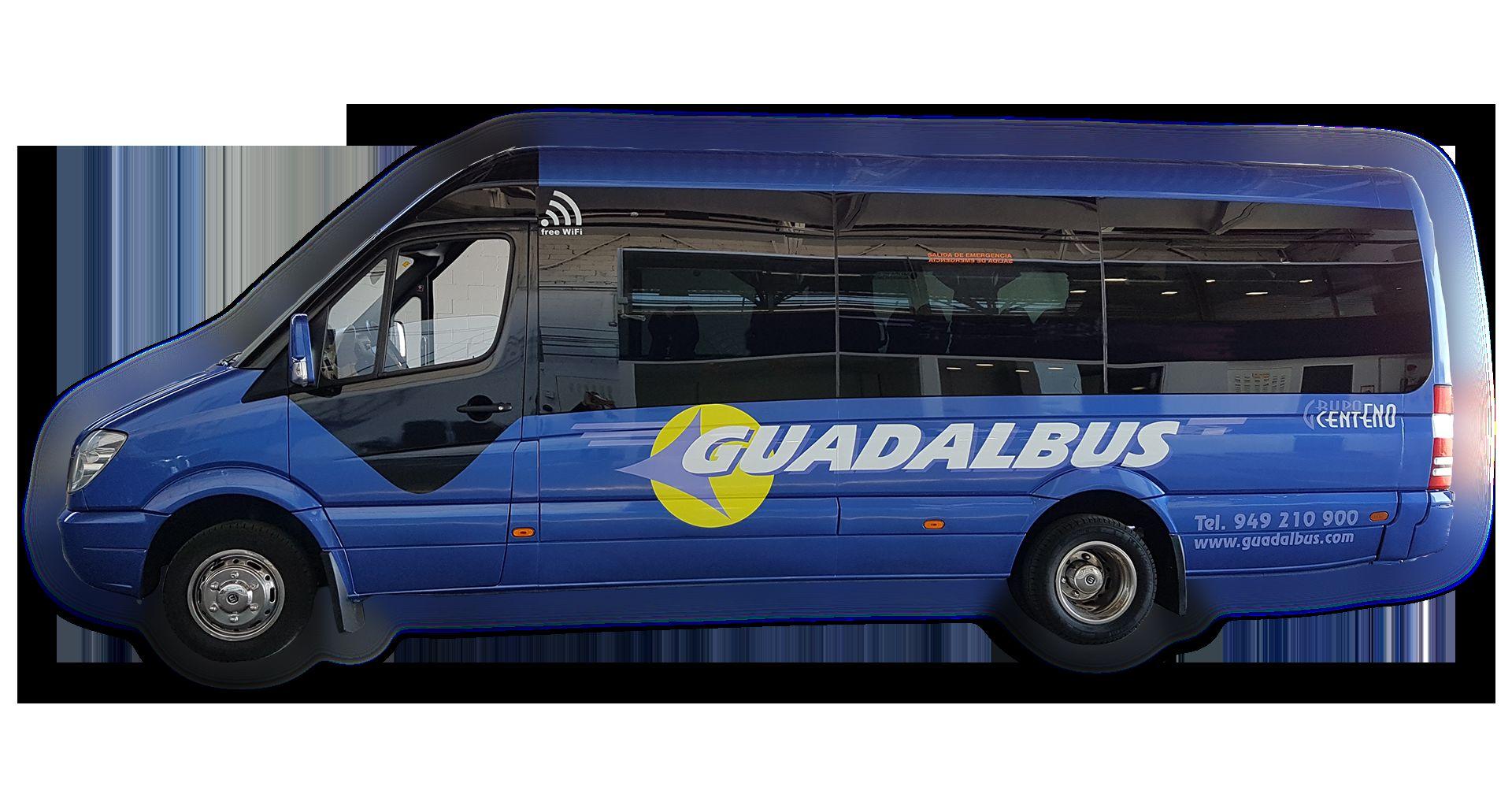 Foto 7 de Autocares en Guadalajara | Guadalbus