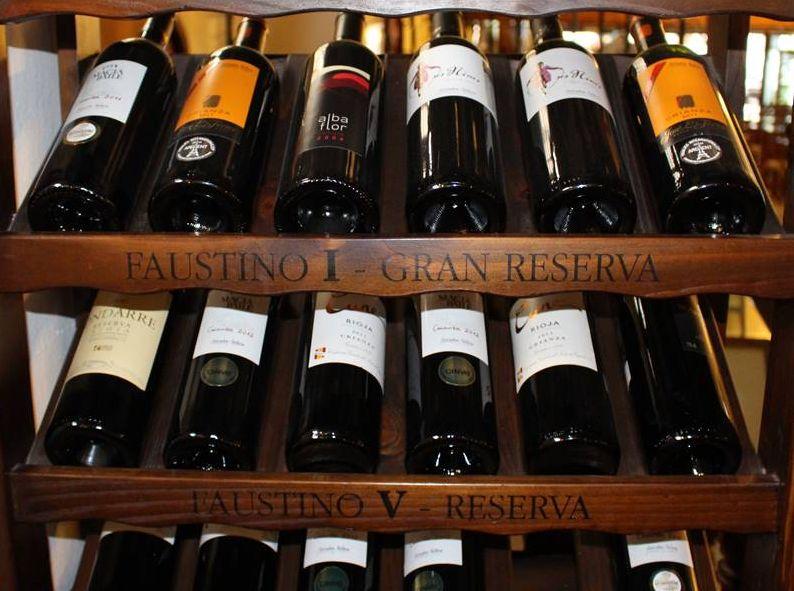 Carta de vinos: Carta de Restaurante Celler Sa Font