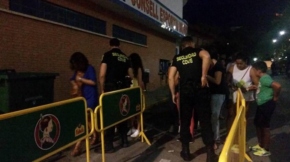 Vigilantes de seguridad Tarragona