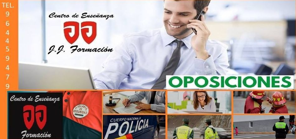 Academia on line oposiciones a guardia civil