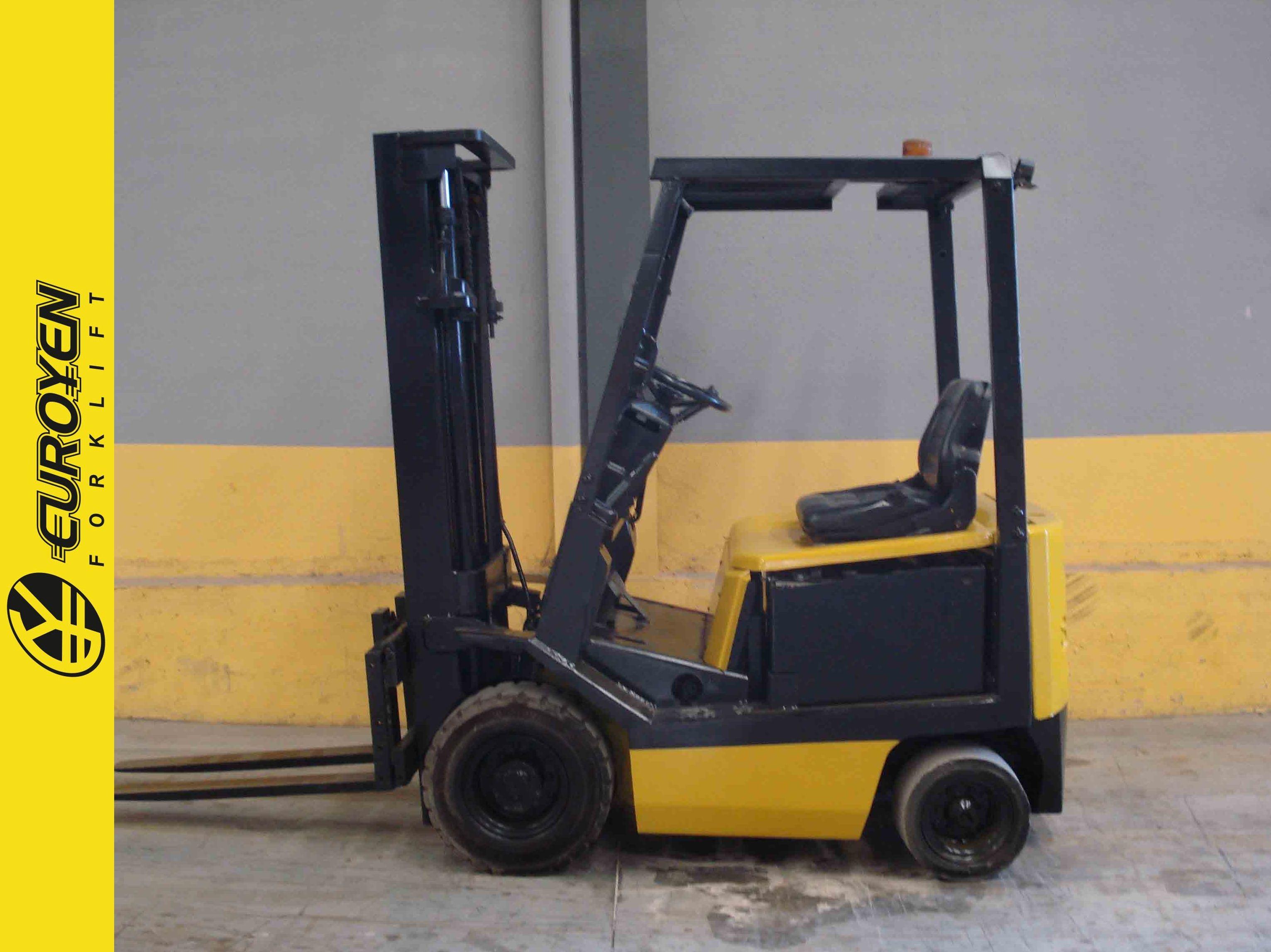 Carretilla eléctrica YALE SUMITOMO Nº 5351: Productos y servicios de Comercial Euroyen, S. L.