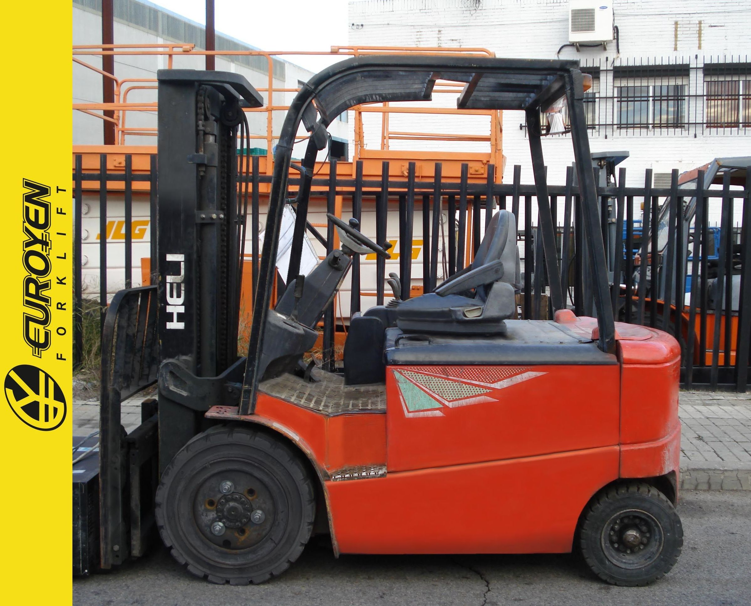 Carretilla eléctrica HELI Nº 6179: Productos y servicios de Comercial Euroyen, S. L.