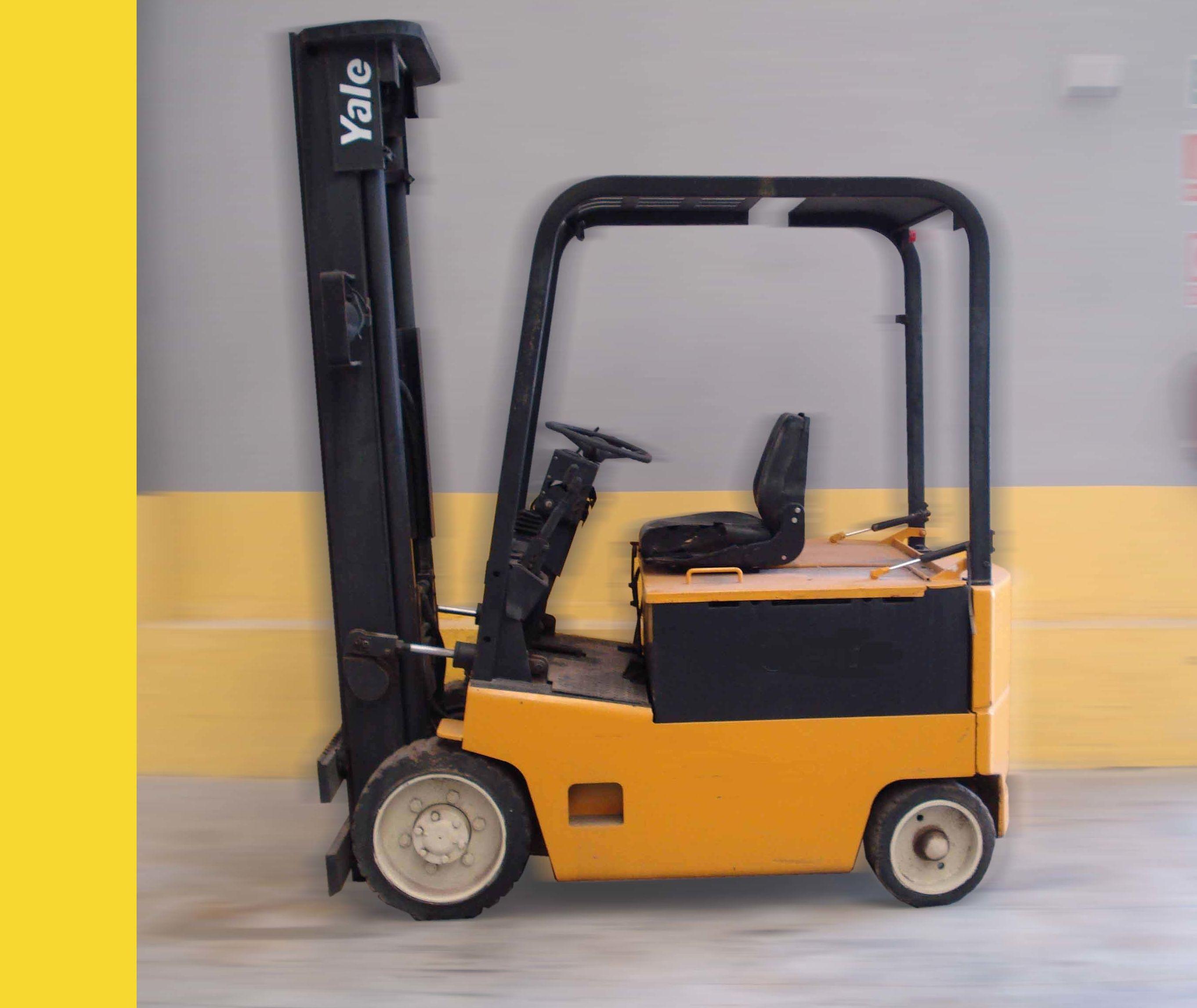 Carretilla eléctrica YALE Nº 5232: Productos y servicios de Comercial Euroyen, S. L.
